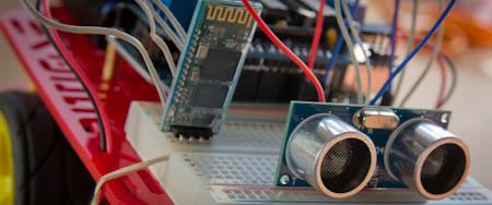 Building An Arduino Robot Part Vi Remote Control