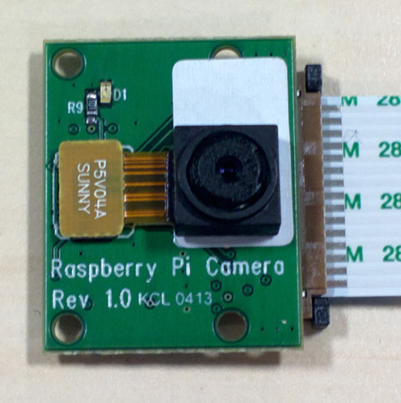 Stream Video from the Raspberry Pi Camera to Web Browsers