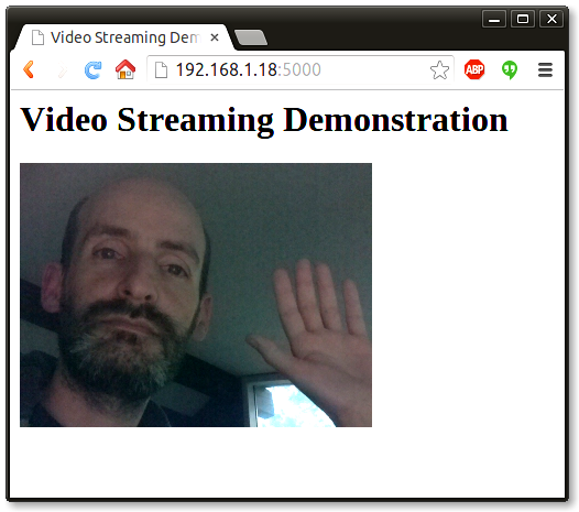 Video Streaming with Flask - miguelgrinberg com